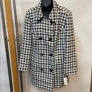 Dressbarn 14/16 jacket coat NWT